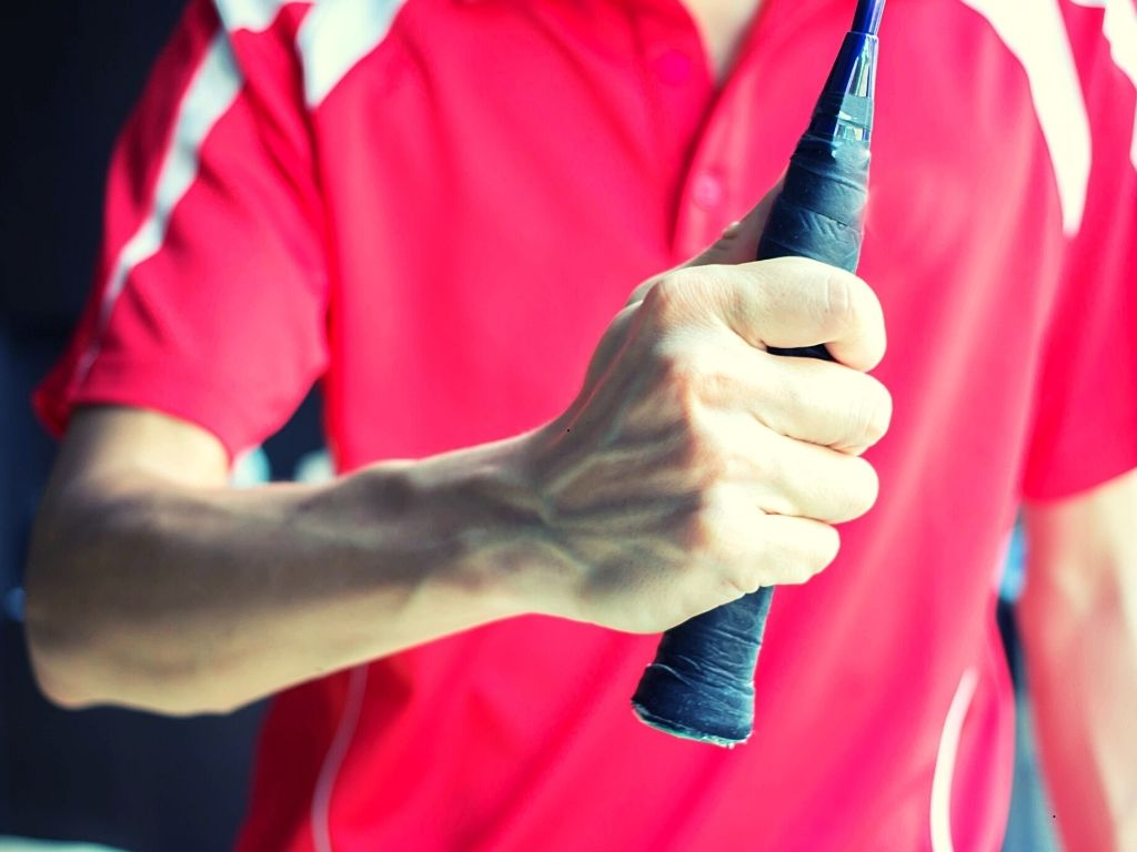 How to Choose Badminton Rackets - grip
